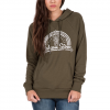 Volcom Commin Back Hoody - Women's Military Sm