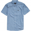 Brixton Central S/S Shirt Lbl Sm