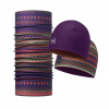Buff Original Hat And Neck Set Oslo Plum One Size
