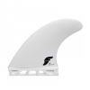 Future Fins F6 Surfboard Fins White Os