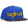 Big Truck Pro Vyze Beach Blue One Size