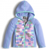 The North Face Toddler Glacier Full Zip Hoodie Lupine 2t