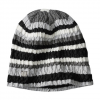 Smartwool Chevron Stripe Hat - Women's Light Gray Heather One Size