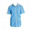 Oakley Airdrop Woven Shirt Electric Blue Md