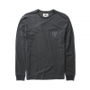 Vissla Established LS Pocket Tee Pha Lg