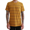 Captain Fin Doozy SS Knit Mustard Xl
