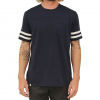 Captain The Steve SS Knit Navy Lg