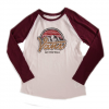 Vans Lodge 77 Shirt - Women's White Sand/port Royale Xl