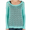 Element Wildflower Gretel Sweater - Women's Mint Lg