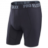 Saxx Pro Elite 2.0 Modern Fit Long Leg  Forest/black/lime Sm
