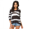 Billabong Shoreline Haze Sweater Off Black Lg