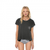 Amuse Society Bad Habits Tee - Women's Charcoal Lg