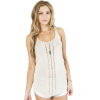 Billabong Waiting Sweater Tank Top Slf Lg