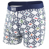 Saxx Vibe Boxer Modern Fit Bright Navy Hiker Xl