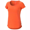 Marmot Helen S/S Shirt - Women's Orange Coral Md