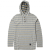 Vissla The Box Hooded Henley Grh Xl