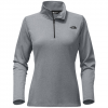 The North Face Tech Glacier 1/4 Zip - Women's Blackberry Wine Sm
