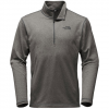 The North Face Tech Glacier 1/4 Zip Falcon Brown Heather Xl