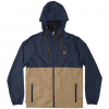 HippyTree Saddleback Windbreaker  Nvy Lg
