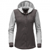 The North Face Campground Shacket - Women's Graphite Grey Lg
