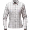 The North Face Long-Sleeve Sunblocker Shirt - Women's Zinc Grey Plaid
