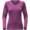 The North Face Ambition Long-Sleeve Wood Violet Heather/wood Viole Sm