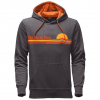 The North Face Tequila Sunset Hoodie Tnf Medium Grey Heather Lg