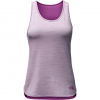 The North Face Motivation Stripe Tank - Women's Wood Violet Heather Xs