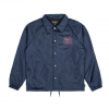 Brixton Dale Windbreaker jacket  Light Navy Lg