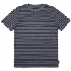 Brixton Milwaukee S/S Henley  Heather Grey Md