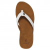 Reef Miss J-Bay Sandals - Women's Tan/white 10.0
