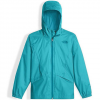 The North Face Zipline Rain Jacket - Girls Tnf Black Xl