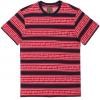 Dark Seas Magnolia Tee Red Lg