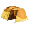 The North Face Wawona 6 Tent Golden Oak/saffron Yellow Os