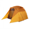 The North Face Wawona 4 Tent Golden Oak/saffron Yellow Os