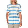 Reef Stripe It Crew S/S Natural Xl
