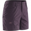 Arc'teryx Parapet Shorts - Womens Purple Reign 10