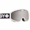Spy Woot Snow Goggle Matte White/silver W/persimmon