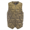 Holden Pyramid Down Vest Olive Xl
