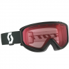 Scott Fact Snow Goggle Black clear