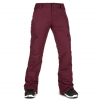 Volcom Bridger Insulated Pant - Women's Merlot L