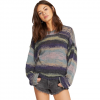 Volcom Daze Go By Sweater - Women's Multi Lg
