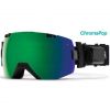 Smith I/OX Turbo Fan Goggles Black/cpop Green W/storm Rose