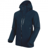 Mammut Cruise Hardshell Insulated Jacket - Men's Marine Xl