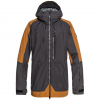 Quiksilver Travis Stretch Snow Jacket - Men's Golden Brown Md