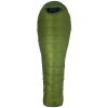Marmot Never Winter Sleeping Bag Cilantro/tree Green Long Left Zip
