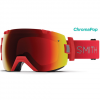 Smith I/OX Goggles Rise/cpop Red W/storm Rose