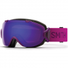 Smith I/OS Goggles Black/cpop Green W/storm Rose