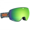Spy Legacy Goggles Essential Black/red W/green