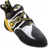 La Sportiva Solution Climbing Shoes White/yellow 40.5